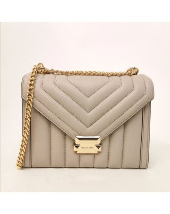 MICHAEL by MICHAEL KORS - WHITNEY Bag - Light Sand