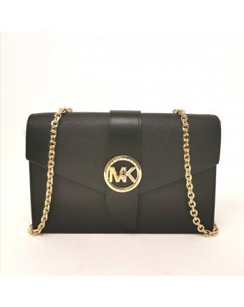 MICHAEL by MICHAEL KORS - WALLET CHAIN Shoulder Bag - Black