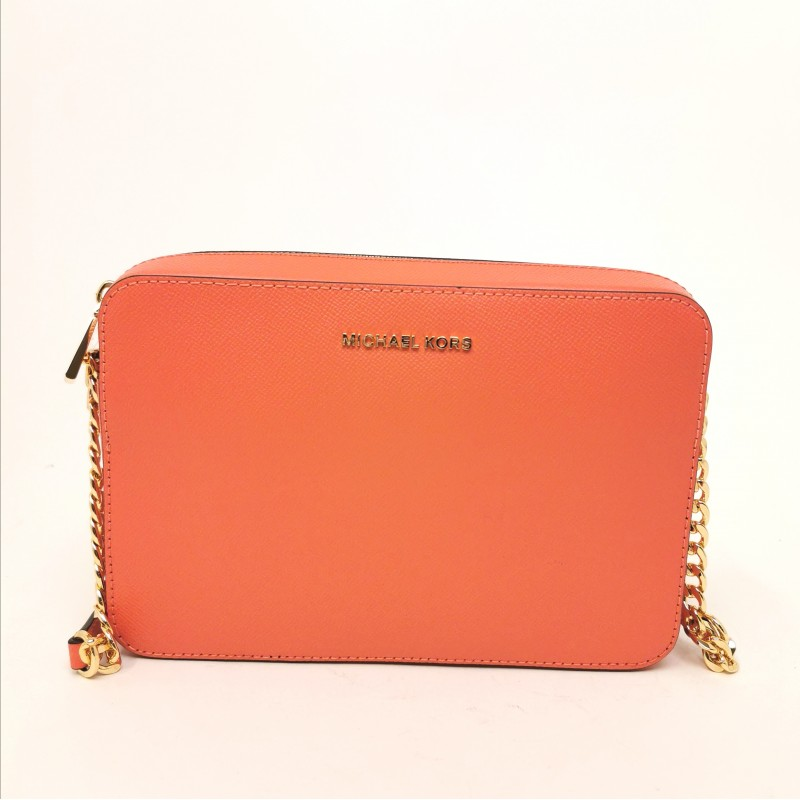 MICHAEL by MICHAEL KORS - Borsa a Tracolla XBODY - Pink Grapefruit