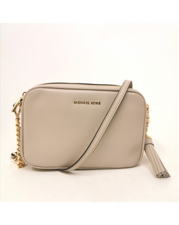 MICHAEL by MICHAEL KORS - CAMERA Shoulder Bag - Light Sand