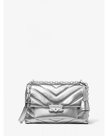 MICHAEL by MICHAEL KORS - Medium CECE Bag - Silver