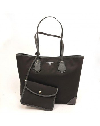 MICHAEL BY MICHAEL KORS - Borsa Shopping TOTE EVA - Nero
