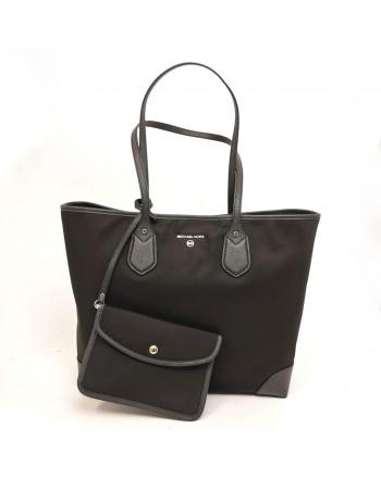 MICHAEL BY MICHAEL KORS - TOTE EVA Shopping bag - Black