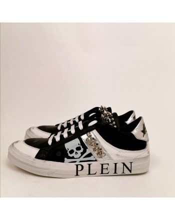PHILIPP PLEIN - Studs Sneakers - Black