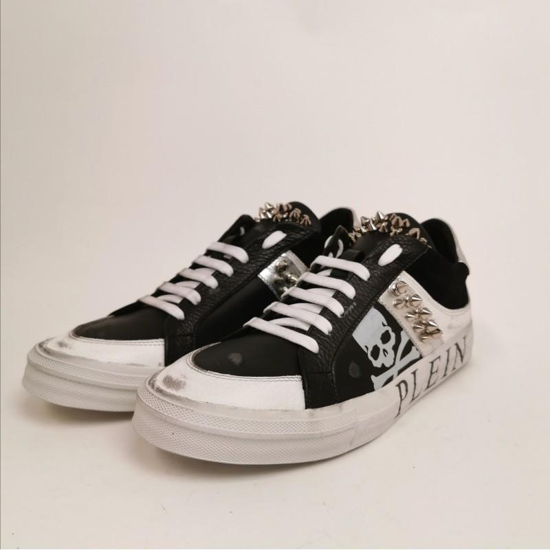 PHILIPP PLEIN - Sneakers con Borchie - Nero