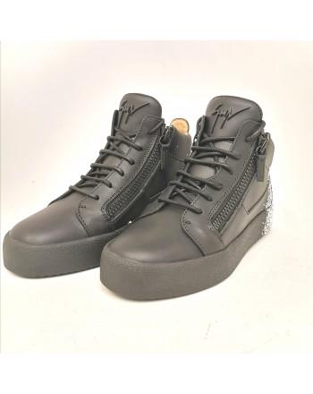 GIUSEPPE ZANOTTI -   Sneakers BIREL VAGUE - Nero