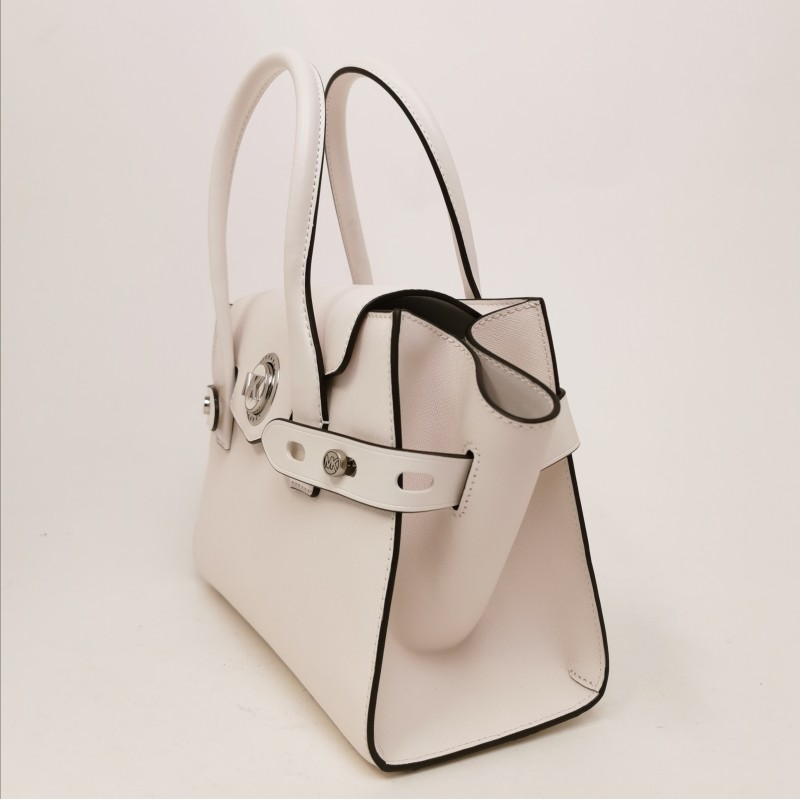 MICHAEL BY MICHAEL KORS - Borsa SATCHEL - Bianco