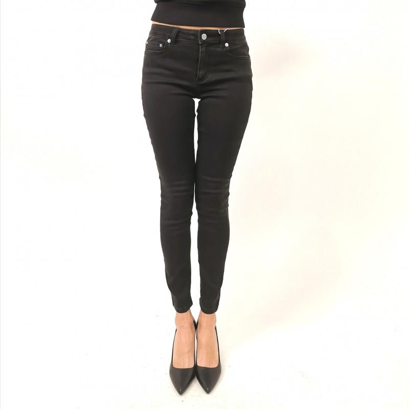 MICHAEL by MICHAEL KORS - Slim Fit Jeans - Black Denim