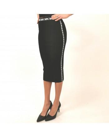 MICHAEL BY MICHAEL KORS - Tube skirt - Black