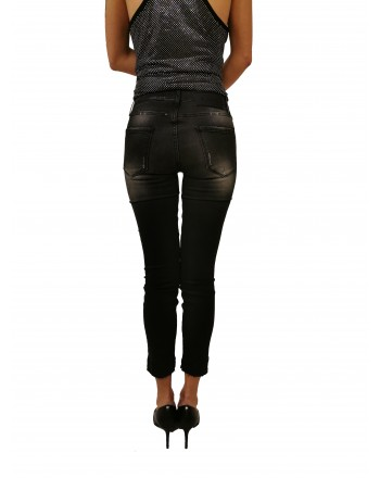 PINKO - Skinny Jeans SABRINA - Black