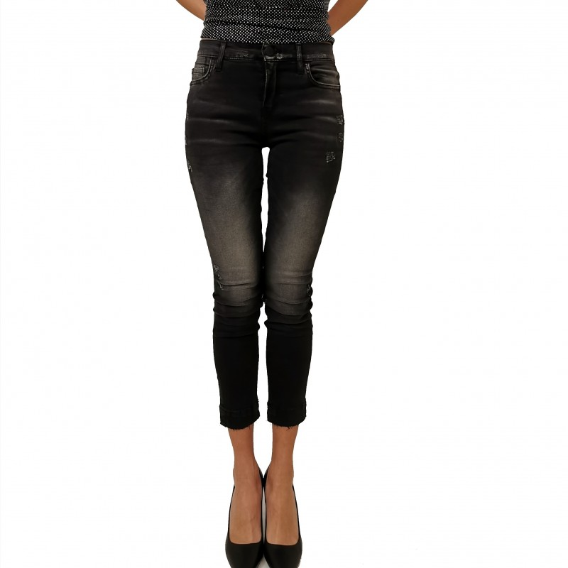 PINKO - Jeans Skinny SABRINA - Nero
