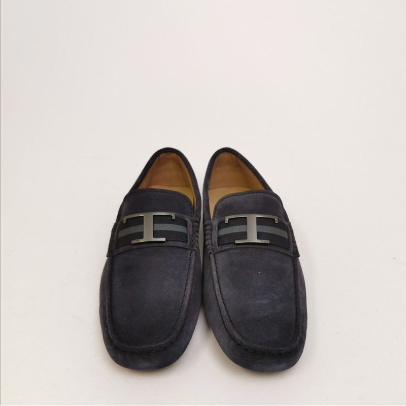 TOD'S - Mocassino CITY Gommino - Notte