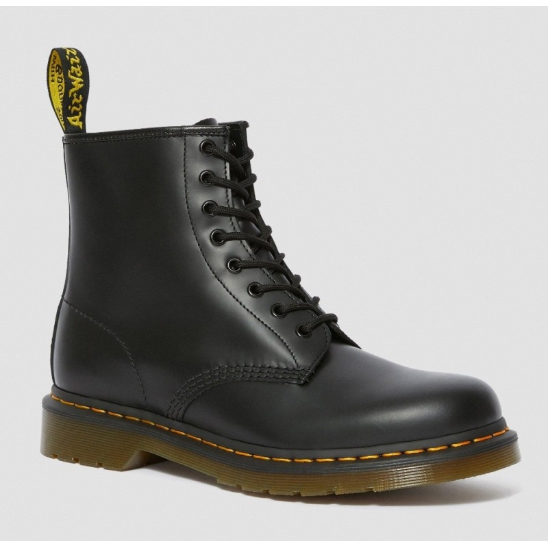 DR.MARTENS - Anfibi 1460 SMOOTH - Nero