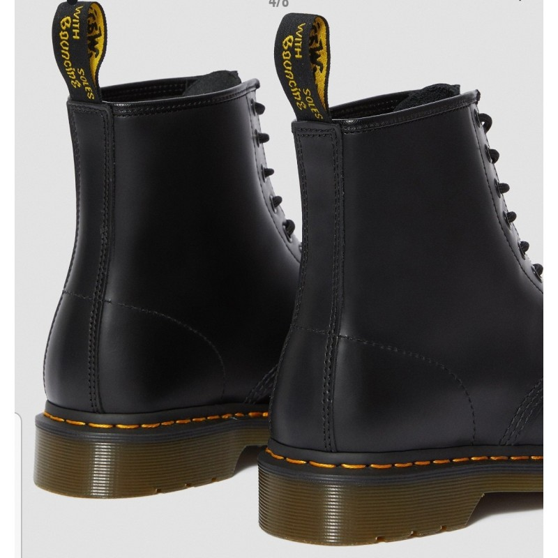 DR.MARTENS - 1460 SMOOTH boots  - Black