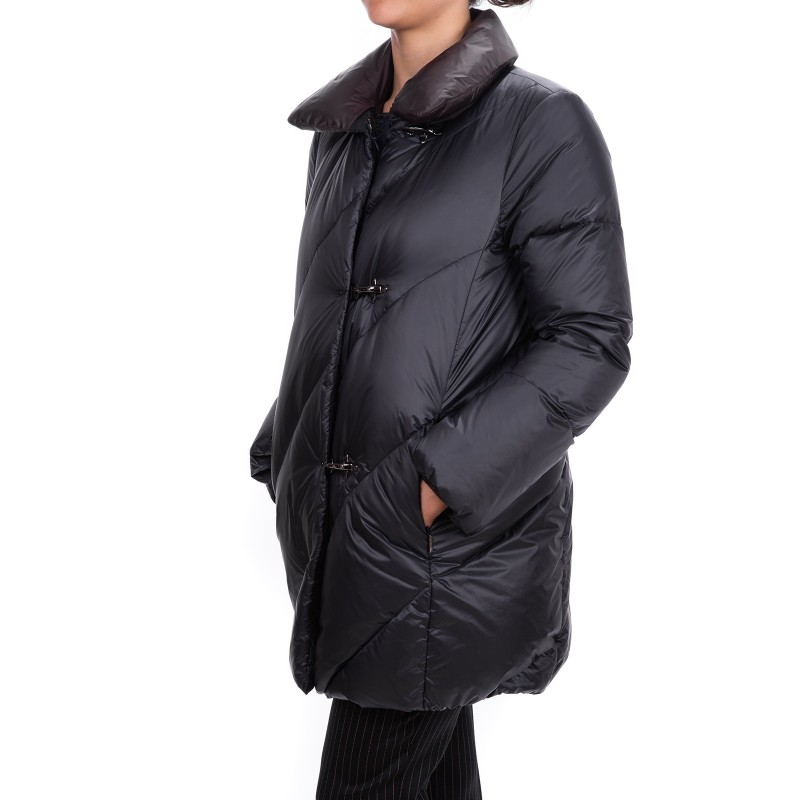 FAY - OVER Down jacket  - Blue Brown