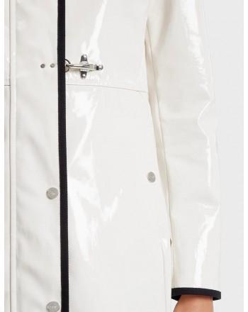 FAY- Coat VIRGINIA - Milk White