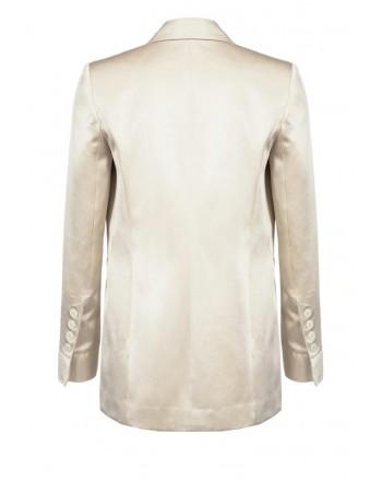PINKO - LOXAR viscose jacket - White