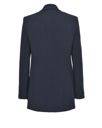 PINKO - Giacca BAVARESE1 in crepe stretch - Nero
