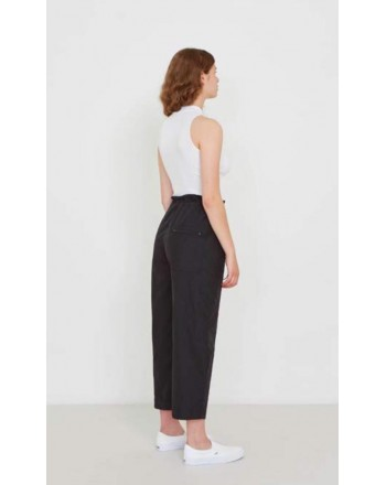 5 Preview - Cropped Trousers CELINE- Black
