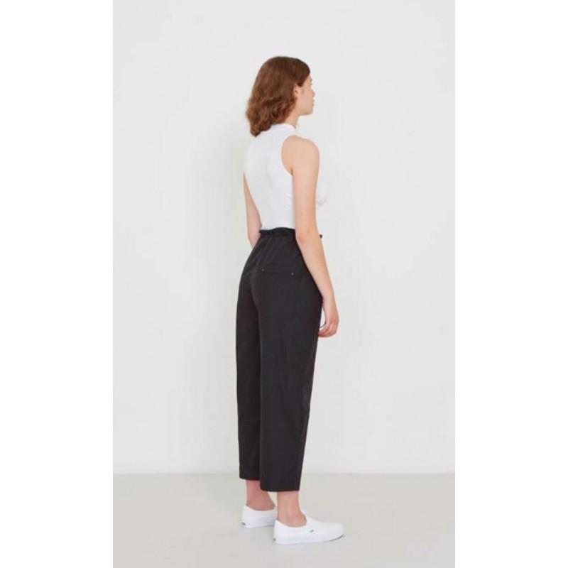 5 PREVIEW - Pantalone Cropped CELINE - Nero