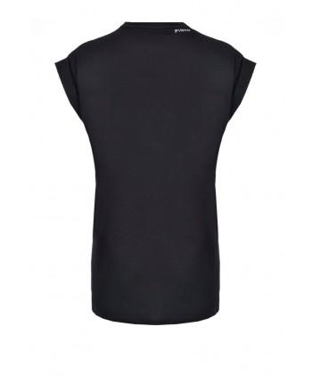 PINKO - BOMBOLONE t-shirt in cotton - Black