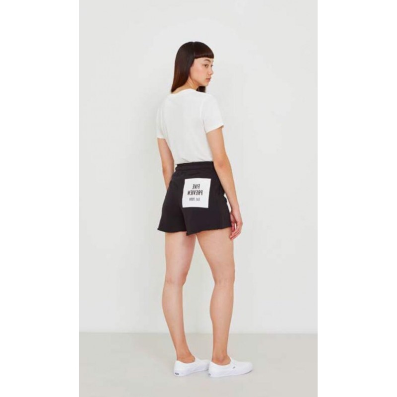 5 PREVIEW - ACEL Shorts with Logo - Black