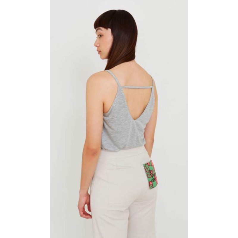 5 PREVIEW - Tank Top AMY - Grey