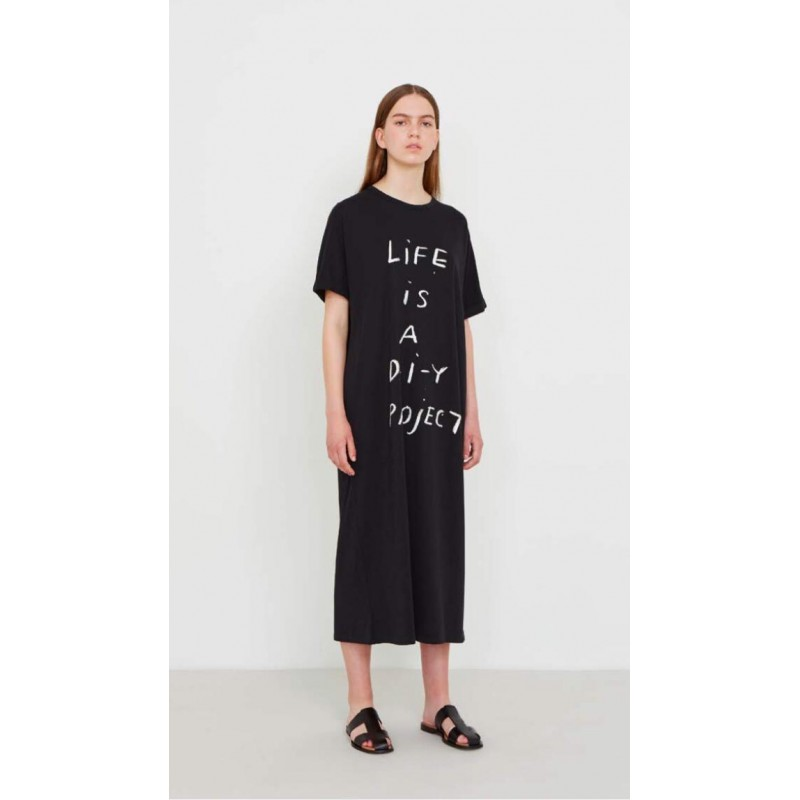 5 Preview - JAJA  Long Dress - Black