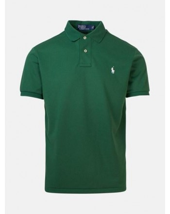 POLO RALPH LAUREN - Eco Sustainable Cotton Polo - Stuart Green