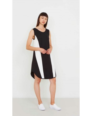 5 Preview - EDA  Dress - Black/Ivory