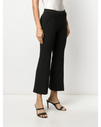 MICHAEL BY MICHAEL KORS - Cropped trousers - Black