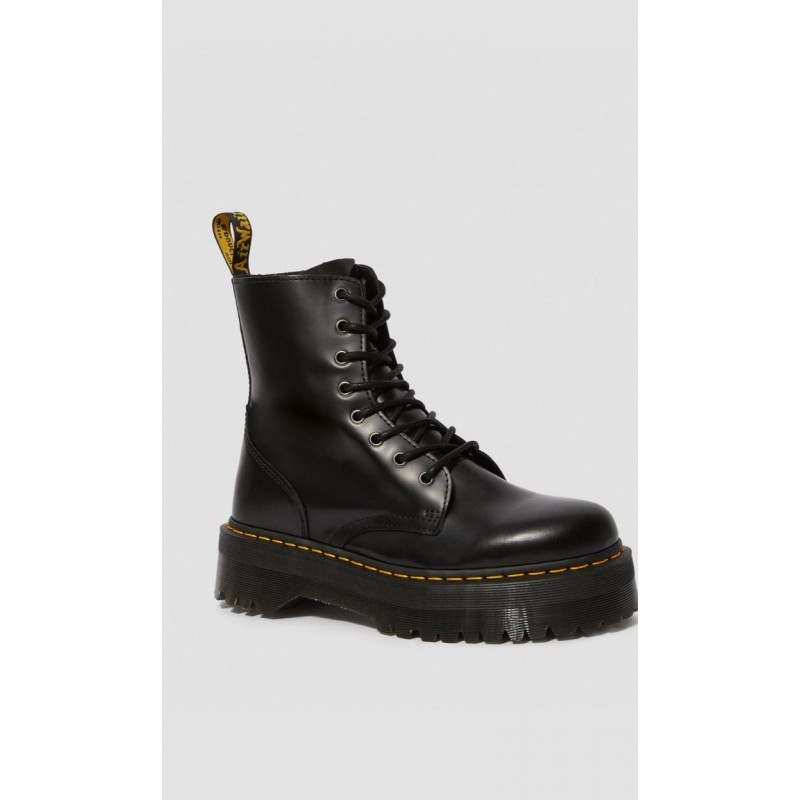 DR.MARTENS- JADON SMOOTH Boots- Black