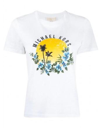 MICHAEL BY MICHAEL KORS - Eco-Friendly T-shirt - White