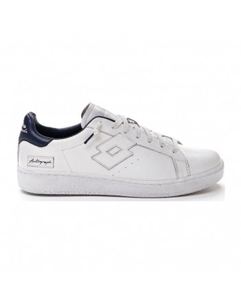 LOTTO LEGGENDA - AUTOGRAPH Sneakers - White/Dress Blue