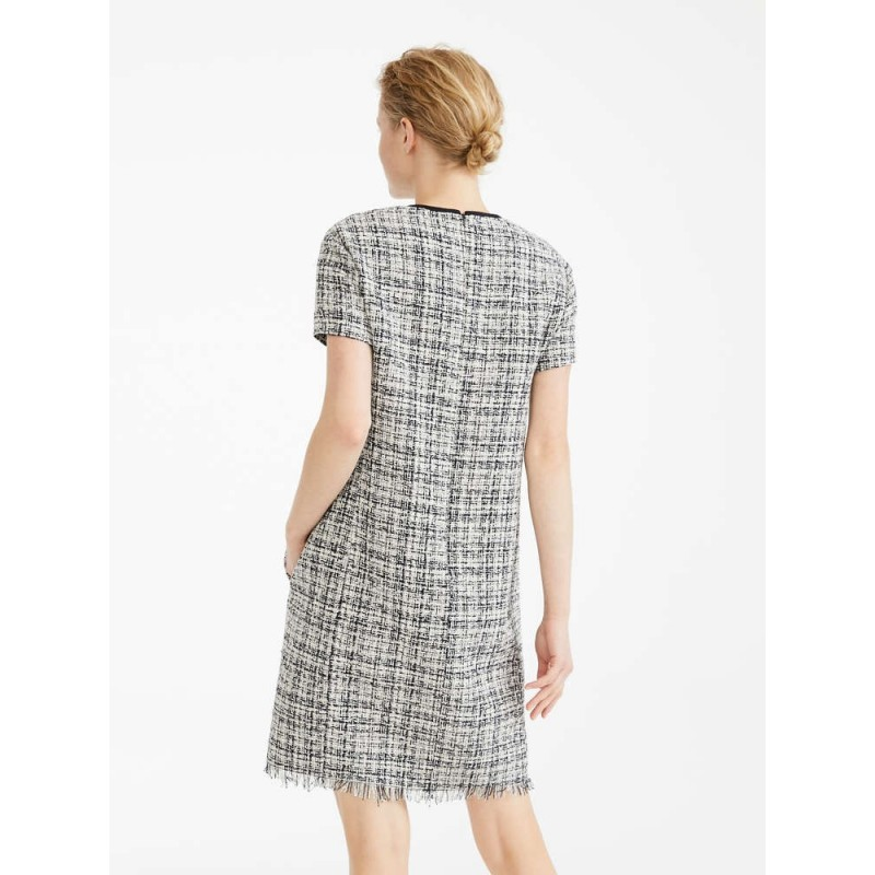 MAX MARA STUDIO -TAPIOCA  Dress- Blue