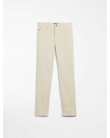 MAX MARA STUDIO - EBRIEN 5 Pockets Trousers- Sand