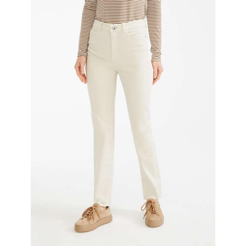 MAX MARA STUDIO - Pantalone 5 Tasche EBRIEN - Sabbia