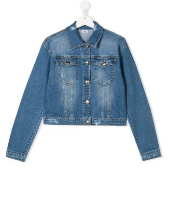 GCDS - Baby - denim  jacket art 23984