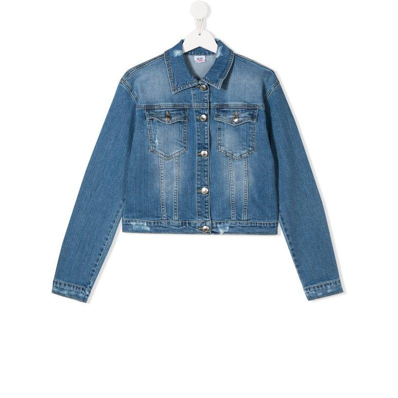 GCDS - Baby - giubbino denim  art 23984