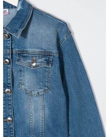 GCDS - Baby - denim  jacket art 23984
