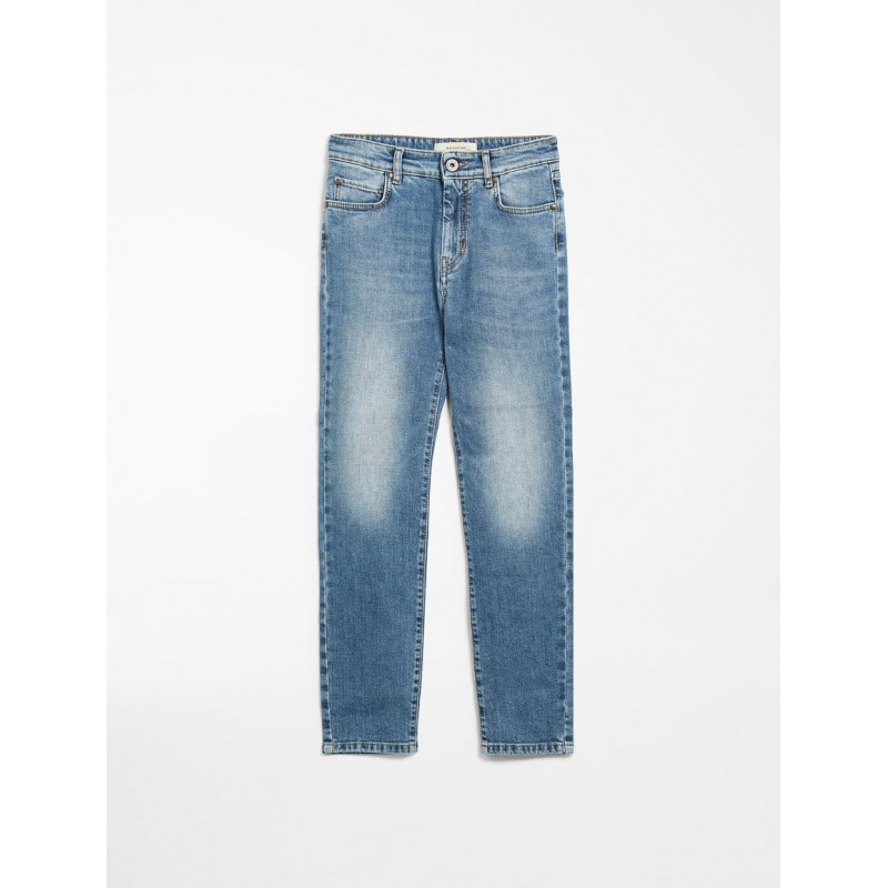 MAX MARA WEEKEND - Jeans slim fit - ROLLE - Denim