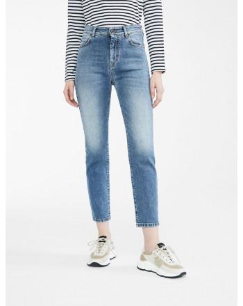 MAX MARA WEEKEND - Slim fit jeans - Denim