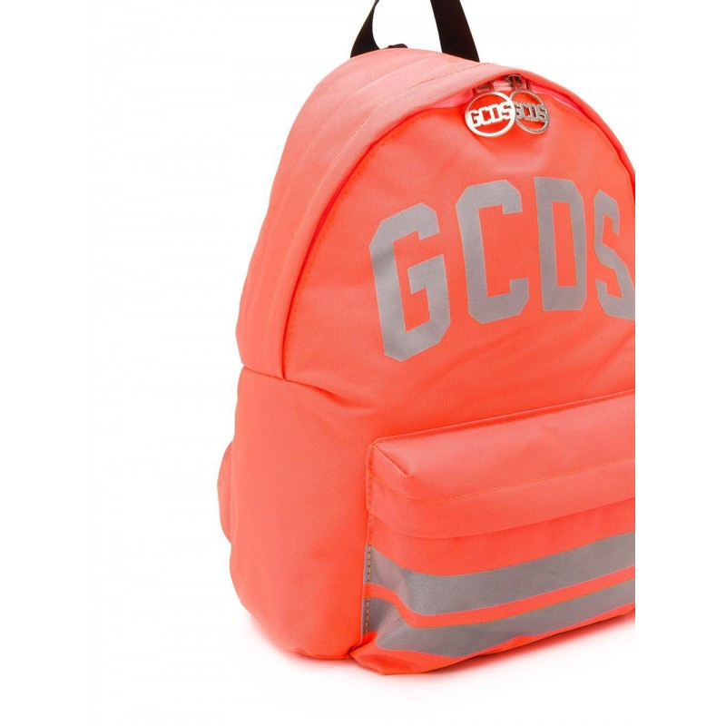 GCDS - Baby -  FLUO BACKPACK