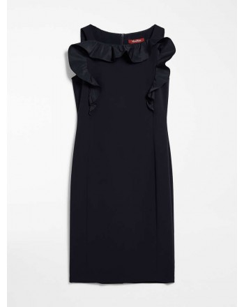 MAX MARA STUDIO - LASTRA Cady Dress - Blue