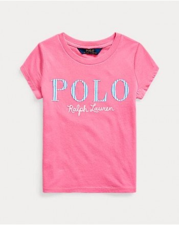 POLO RALPH LAUREN KIDS - T-SHIRT LOGO POLO