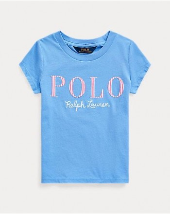 POLO RALPH LAUREN KIDS - T-SHIRT LOGO