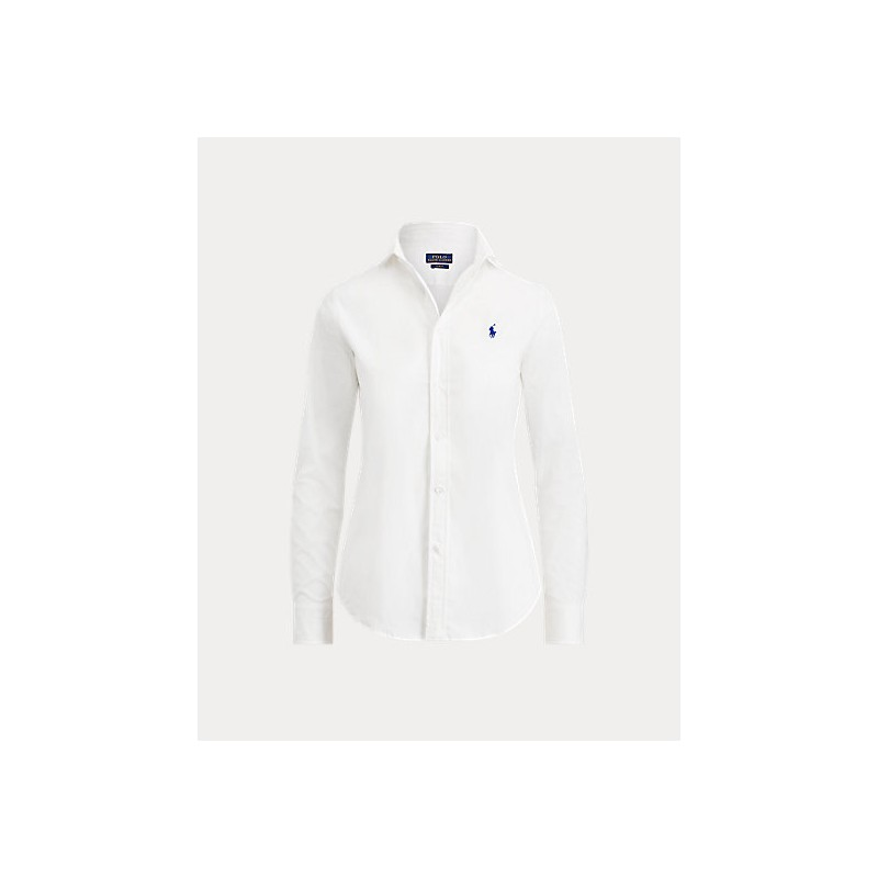 POLO RALPH LAUREN - CAMICIA COTONE STRETCH