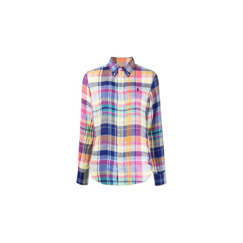 POLO RALPH LAUREN - MADRAS SHIRT