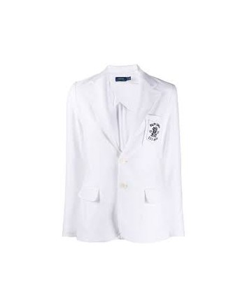 POLO RALPH LAUREN - JACKET COTTON CREST