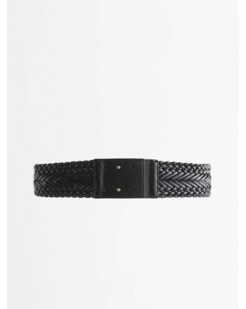 MAX MARA STUDIO - MADRE Bustier Belt -Black